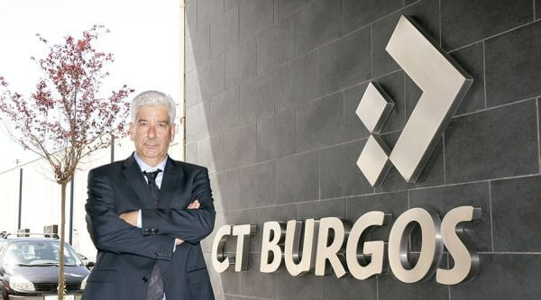 INTERVIEW WITH GONZALO ANSÓTEGUI, MANAGING DIRECTOR OF THE BURGOS TRANSPORTATION CENTRE
