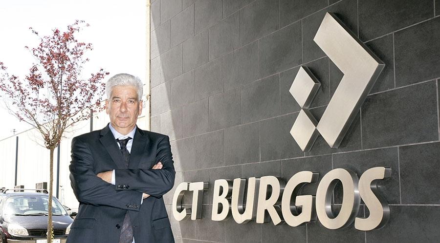 ENTREVISTA CON GONZALO ANSÓTEGUI, DIRECTOR GERENTE DEL CENTRO DE TRANSPORTES DE BURGOS